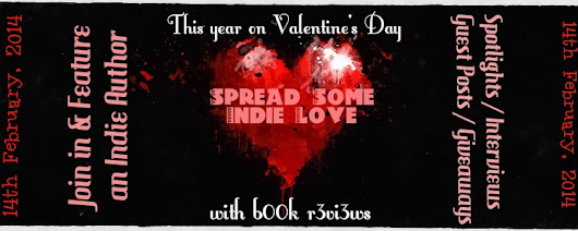 Spread Some Indie Love Blog Hop Featuring Amber Garr