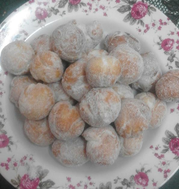 Donut Ball Cubaan Pertama