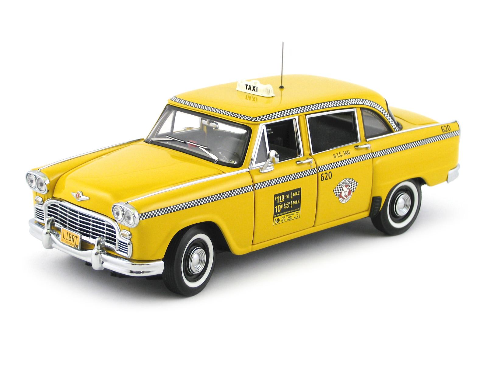 2017 Ford F 150 >> 1963 Checker Taxi Cab Franklin Mint
