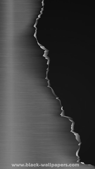 iphone x black wallpaper