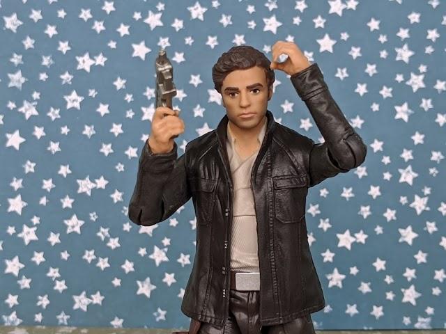 Обзор фигурки Star Wars The Black Series Captain Poe Dameron