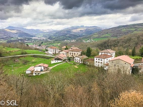 Excursion desde Hotel Iribarnia. Mirador del Baztan