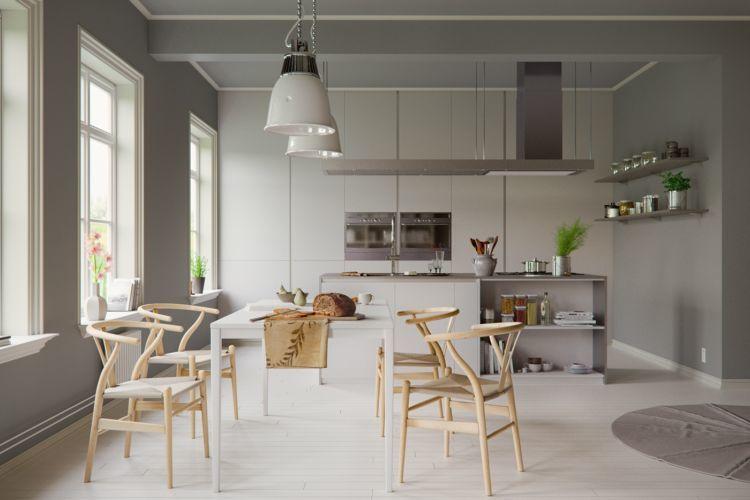 Desain Rumah Minimalis Bergaya Skandinavia