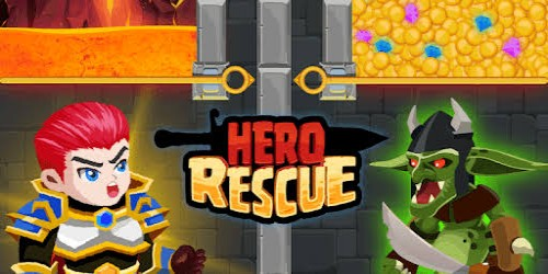 Hero Rescue Mod Apk (Unlimited Money) Free Download 2020