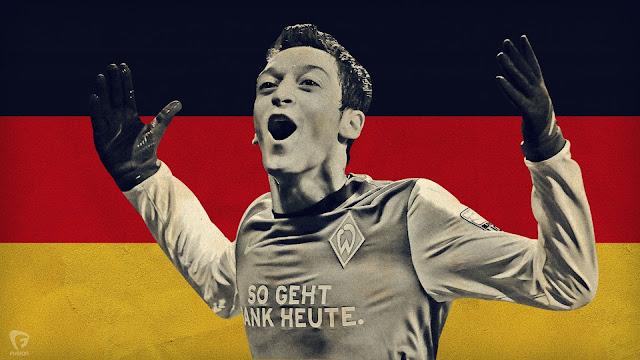 Mesut Ozil jugador respetuoso