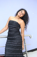 Soniya super cute in Beig Anarkali Dress at Maya Mall pre release function ~ Celebrities Exclusive Galleries 059.JPG