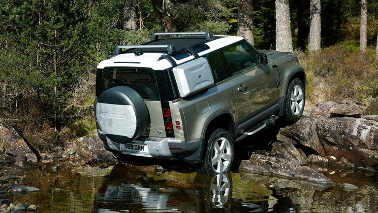 Land Rover Develops Remote Control Technology for Defender 2020