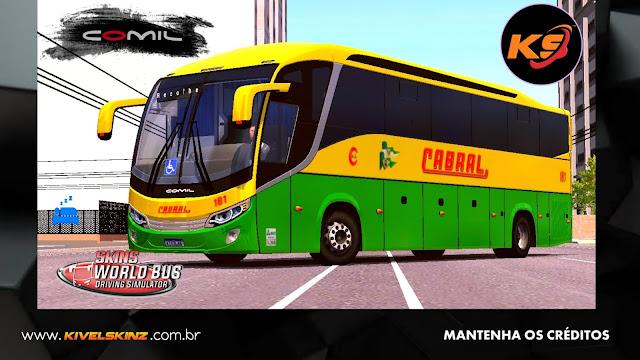COMIL 1200 4X2 - VIAÇÃO CABRAL