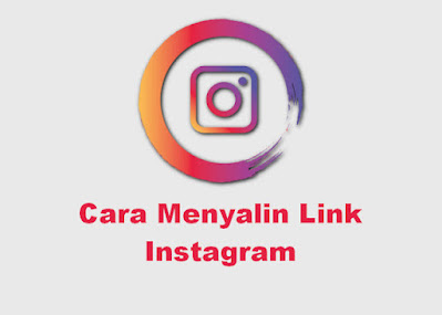 cara menyalin link instagram