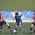 Primera derrota en Badalona (2-3)