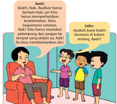 percakapan Udin dan Ayah www.simplenews.me