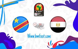 مشاهدة مباراة مصر ضد الكونغو بث مباشر
