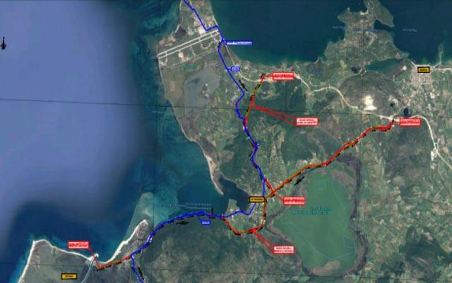 Δημοπρατείται η διπλή οδική σύνδεση Λευκάδας – Αμβρακίας Οδού