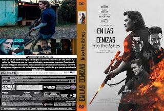 EN LAS CENIZAS-Into the Ashes 2019[COVER DVD+BLU-RAY]