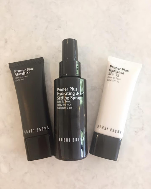Bobbi Brown Primer Plus Collection