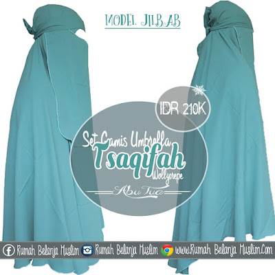 Model Jilbab Oval Wollycrepe
