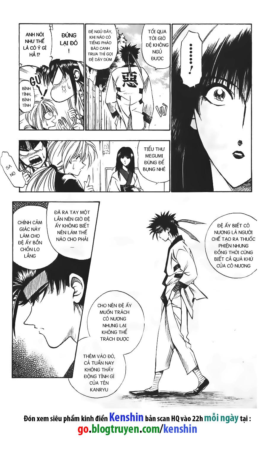 Rurouni Kenshin chap 20 trang 6