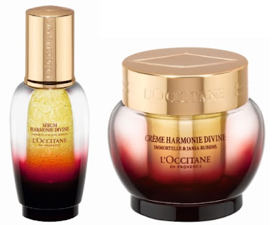 Bring your face and mind together with L'Occitane Divine Harmony!