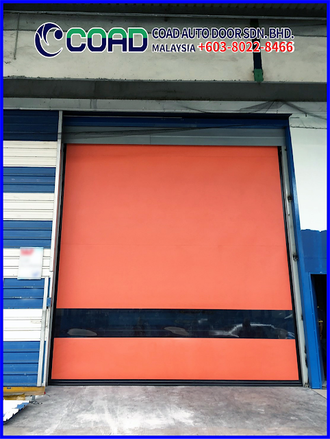 a Roll-up Door Malaysia, Automatic Door Malaysia, COAD Auto Door Malaysia, COAD Malaysia, Industry Automatic Door Malaysia, Rapid Door Malaysia, Roll-up Door Malaysia, Roll Up Screen Door,