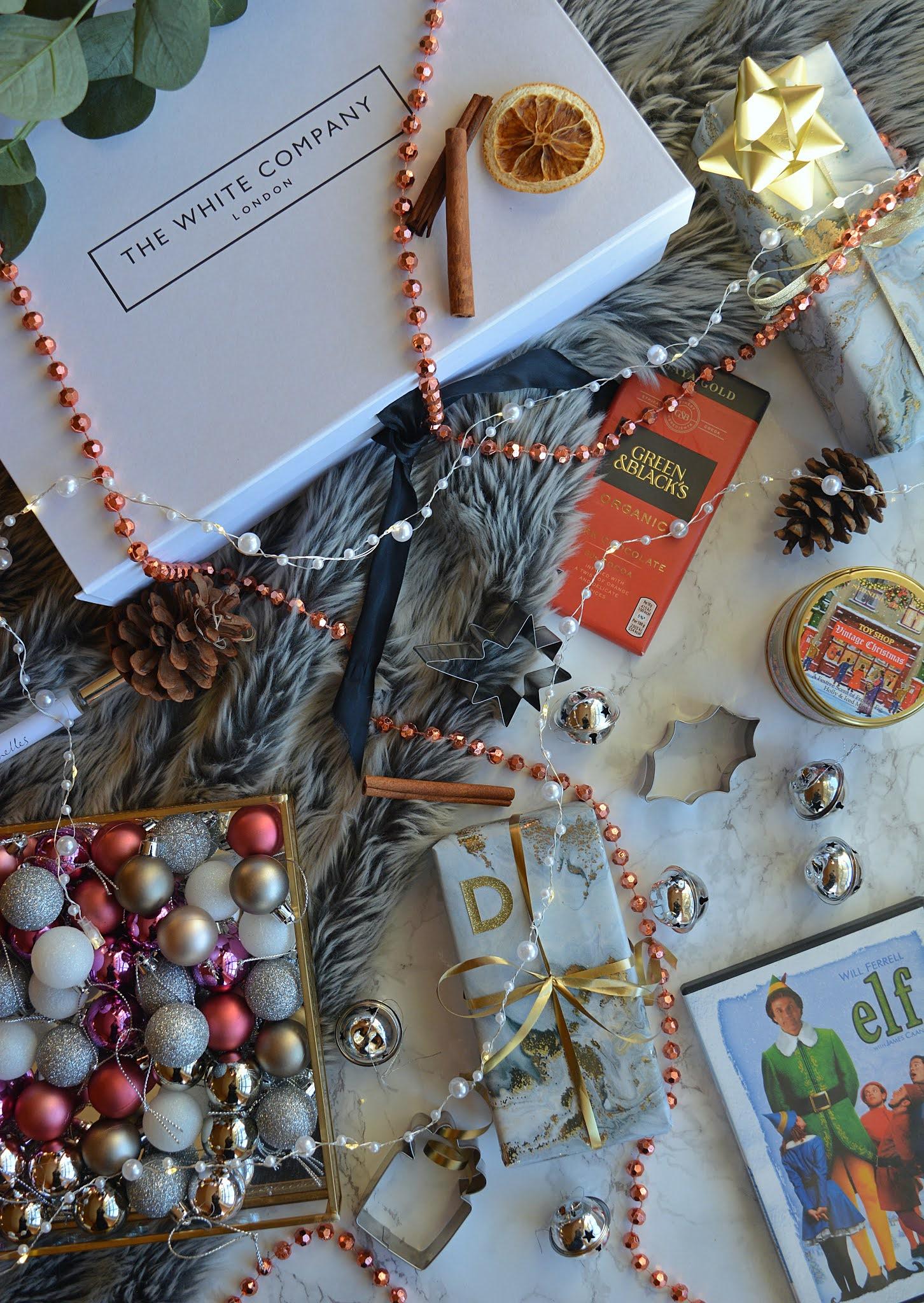 Christmas decorations, christmas gift