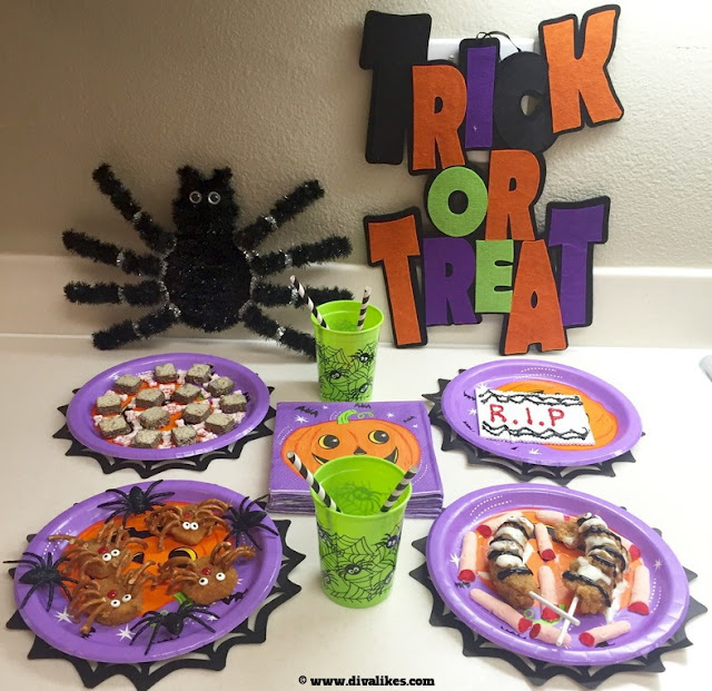 Halloween Party Food Creations