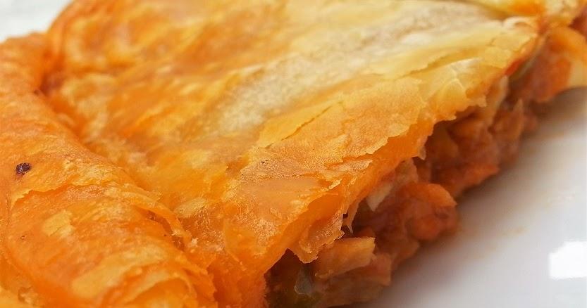 Cocina f cil con hijos empanada de bonito y hojaldre for Cocina thermomix facil