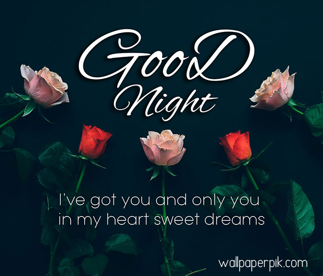BEST good night image with quuote for GIRLfriend