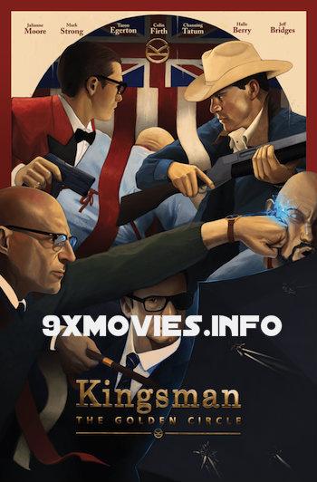 Kingsman The Golden Circle 2017 English 480p BRRip 400MB ESubs