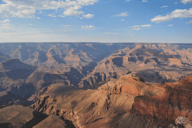 Lembah Grand Canyon di America , Bagaimana Itu Terbentuk ?