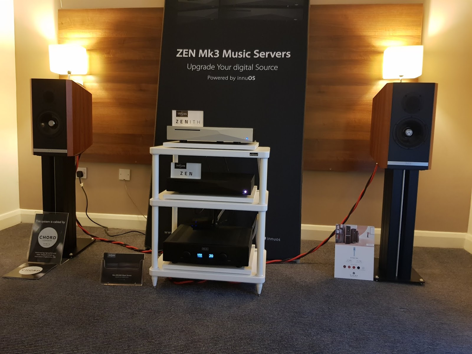 Audiophile Musings: April 2019