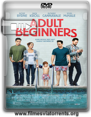 Adultos Inexperientes (Adult Beginners) Torrent - BDRip Dual Áudio (2014)