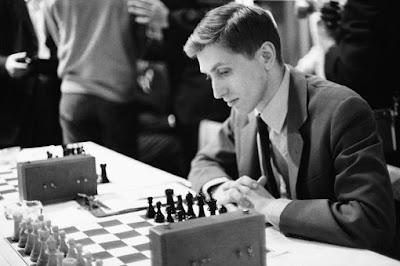 Bobby Fischer ou la rage de vaincre aux échecs avec les Noirs comme avec les Blancs