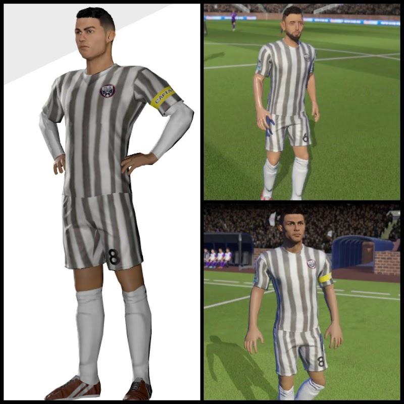 Kit Tù Nhân cực độc Dream League Soccer 2021 2022