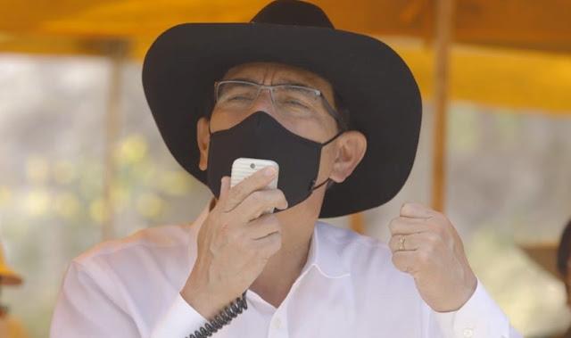 Se entregarán tablets en zonas alejadas a partir de noviembre afirma Martín Vizcarra