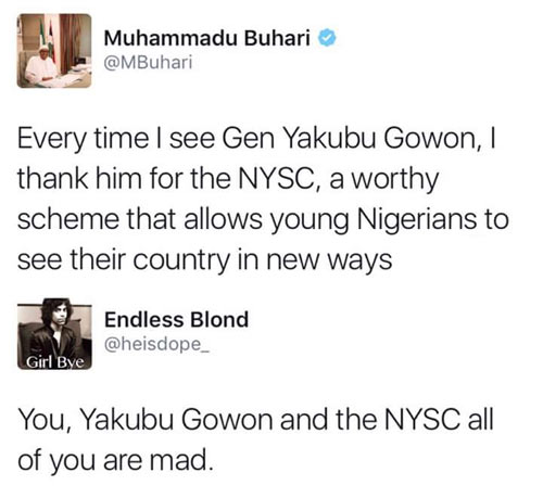 Frustrated by hardship, angry Nigerian blasts President Buhari on Twitter