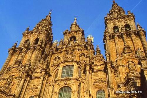 Cattedrale di Santiago de Compostella
