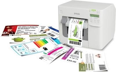 Etiquetadora a color Epson