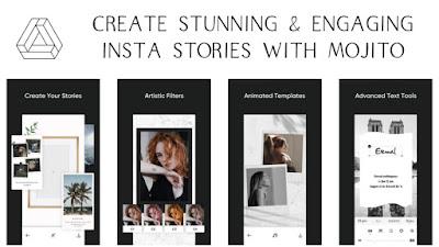 Mojito app Image