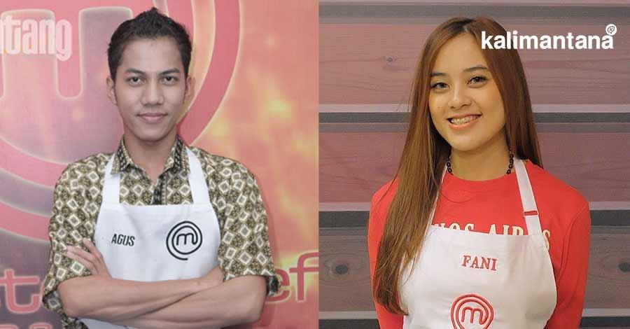 Fani dan Agus Sasirangan, Juara Master Chef Asal Kalimantan