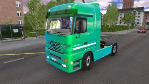 Mercedes Actros MP1 truck v 2.5