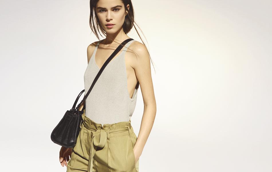 Moda verano 2020 ropa de mujer.