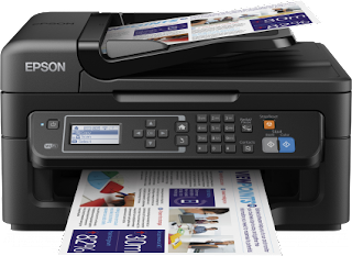 Epson WorkForce WF‑2630WF driver download Windows, Mac