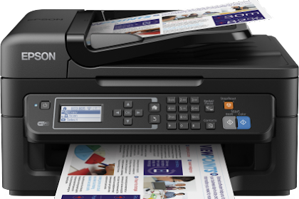 Epson WorkForce WF‑2630WF Driver Download Windows, Mac