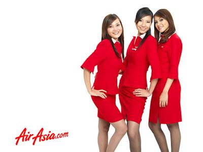 Cara Check In Online Air Asia dengan Cepat