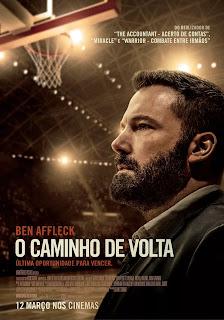Em Preparação Para os Óscares Ouvimos Ben Affleck Falar Sobre The Way Back  / O Caminho de Volta...E Foi Inspirador