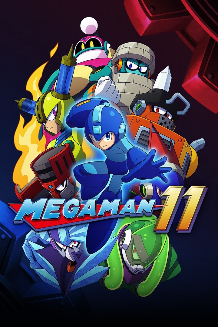 Mega Man 11 Torrent (PC)