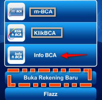 Beranda Bank Bca