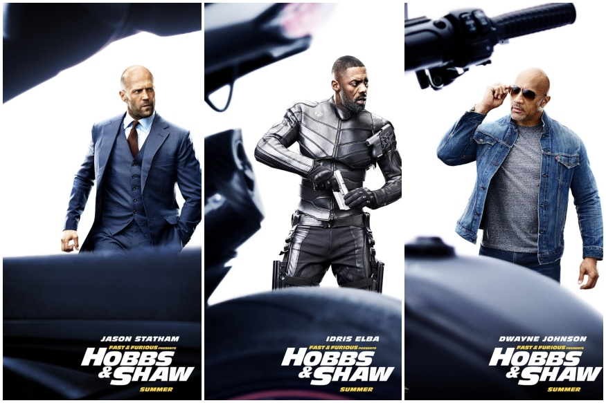 Hobbs And Shaw Roman Reigns The Rock Wallpapers In Hd 4k