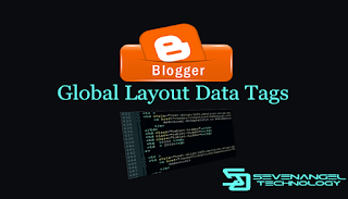 Blogger Basic Global Layout Data Tags