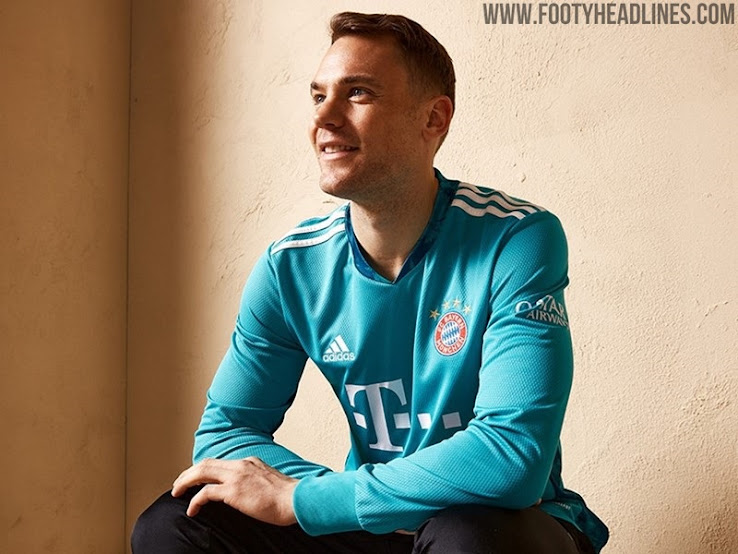Bayern Munchen 20 21 Torwarttrikots Veroffentlicht Nur Fussball